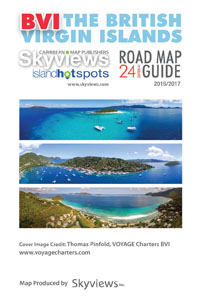 British Virgin Islands Map Cover